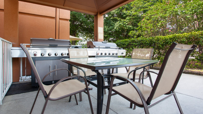 Candlewood Suites Clearwater-Gazebo Grill<br/>Image from Leonardo