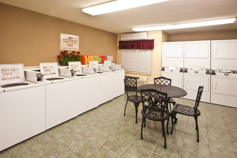 Candlewood Suites Clearwater-Laundry Facility<br/>Image from Leonardo