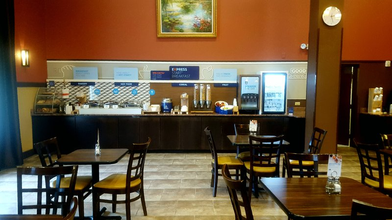 Holiday Inn Express Crystal River-Restaurant<br/>Image from Leonardo