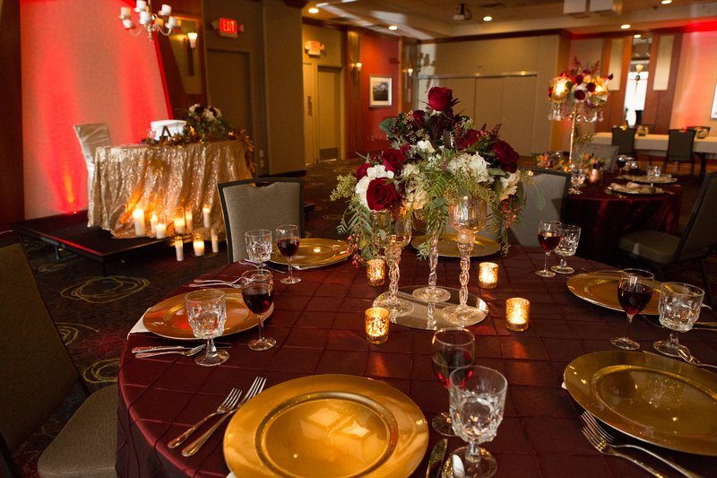 Holiday Inn Hotel & Suites Duluth-Downtown-Host your wedding reception in the Great Lakes Ballroom!<br/>Image from Leonardo