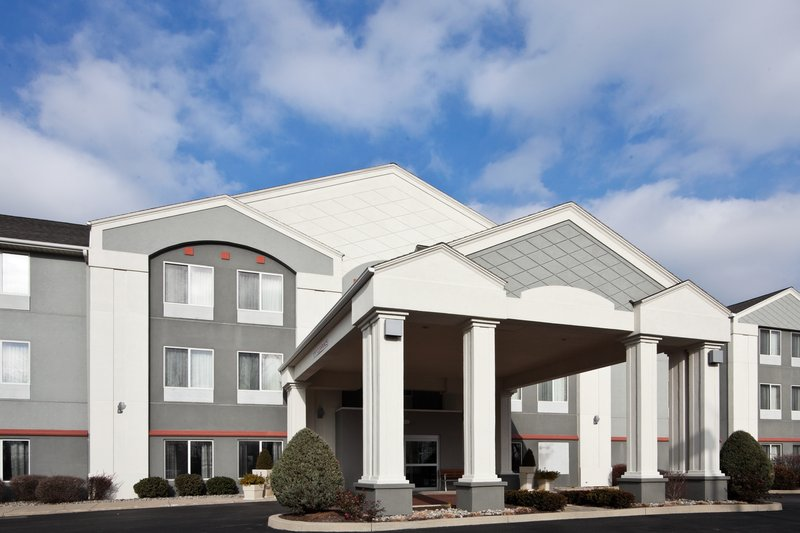 Holiday Inn Express Fort Wayne (New Haven)-Hotel Exterior<br/>Image from Leonardo