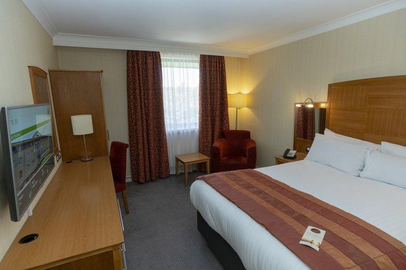 Holiday Inn Nottingham-Standard Double Room<br/>Image from Leonardo