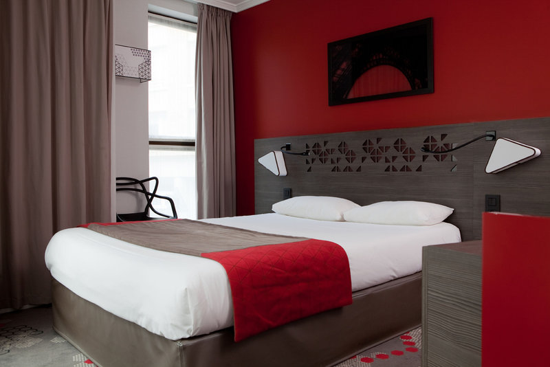 Eiffel Capitol Hotel-Double Room<br/>Image from Leonardo