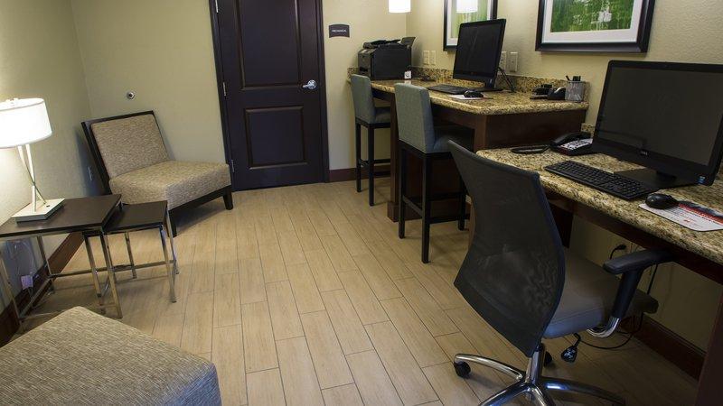 Staybridge Suites Lexington-Staybridge Suites Lexington KY Business Center<br/>Image from Leonardo