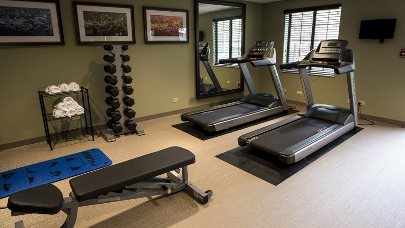 Staybridge Suites Lexington-Staybridge Suites Lexington, KY fitness center<br/>Image from Leonardo