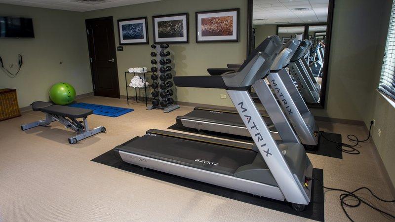 Staybridge Suites Lexington-Staybridge Suites Lexington KY Fitness Room<br/>Image from Leonardo