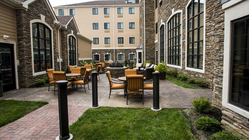 Staybridge Suites Lexington-Staybridge Suites Lexington, KY courtyard<br/>Image from Leonardo