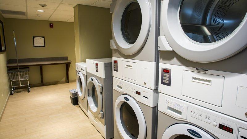 Staybridge Suites Lexington-Staybridge Suites Lexington, KY guest laundry room<br/>Image from Leonardo