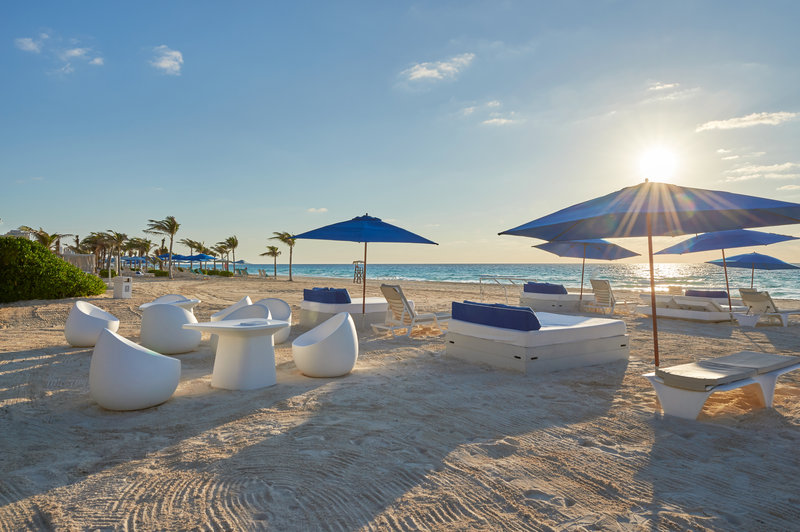 Live Aqua Cancun - Beach <br/>Image from Leonardo