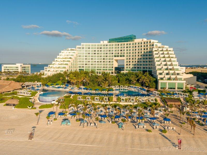 Live Aqua Cancun - Exterior <br/>Image from Leonardo