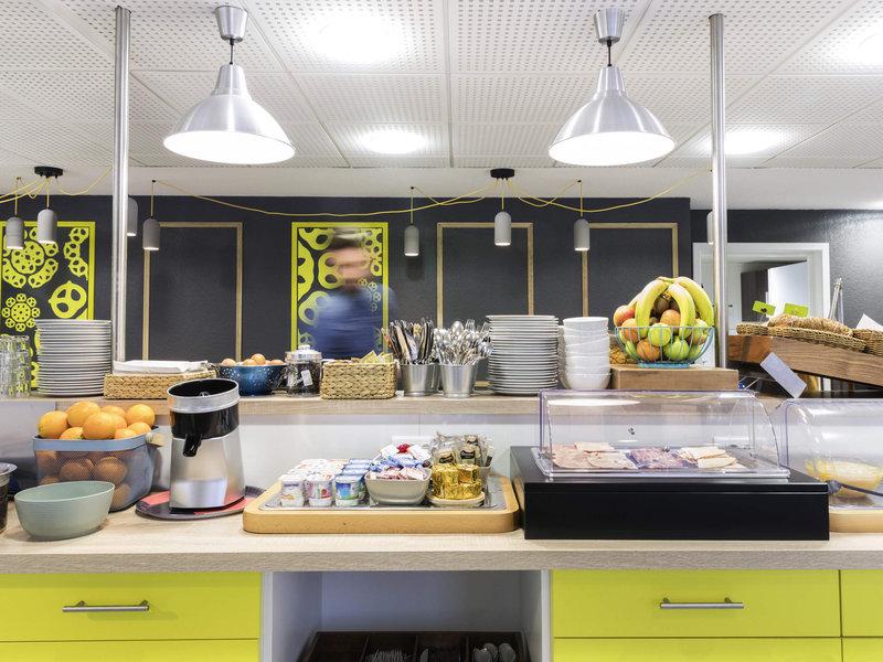 Aparthotel Adagio access Strasbourg Petite France-Restaurant<br/>Image from Leonardo
