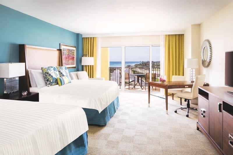 THE RITZ-CARLTON, ARUBA - Queen/Queen Coastal View Guest Room <br/>Image from Leonardo