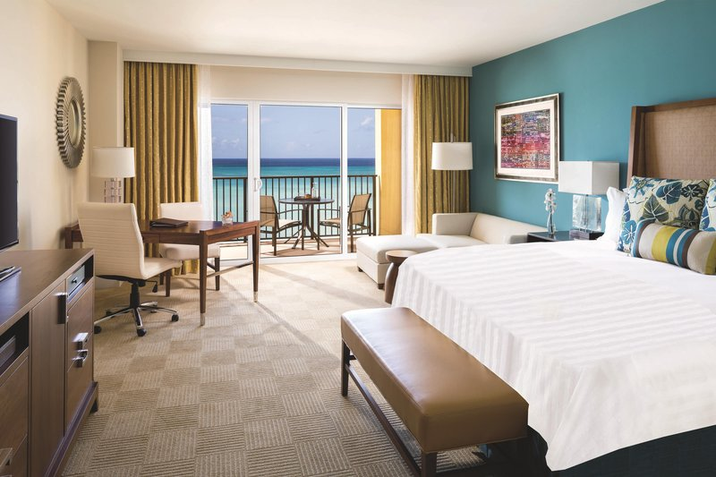 THE RITZ-CARLTON, ARUBA - King Ocean Front Guest Room <br/>Image from Leonardo