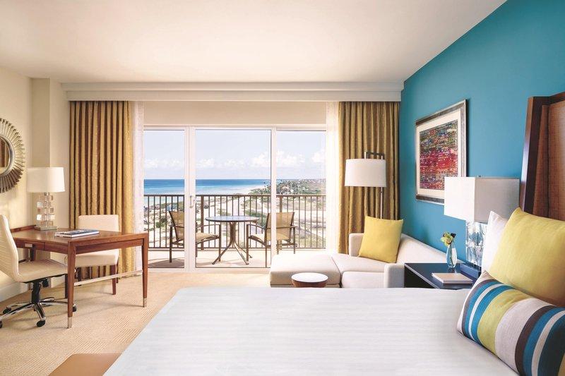 THE RITZ-CARLTON, ARUBA - King Coastal View Guest Room <br/>Image from Leonardo