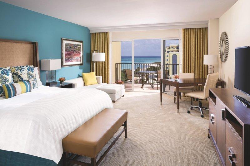 THE RITZ-CARLTON, ARUBA - King Ocean View Guest Room <br/>Image from Leonardo