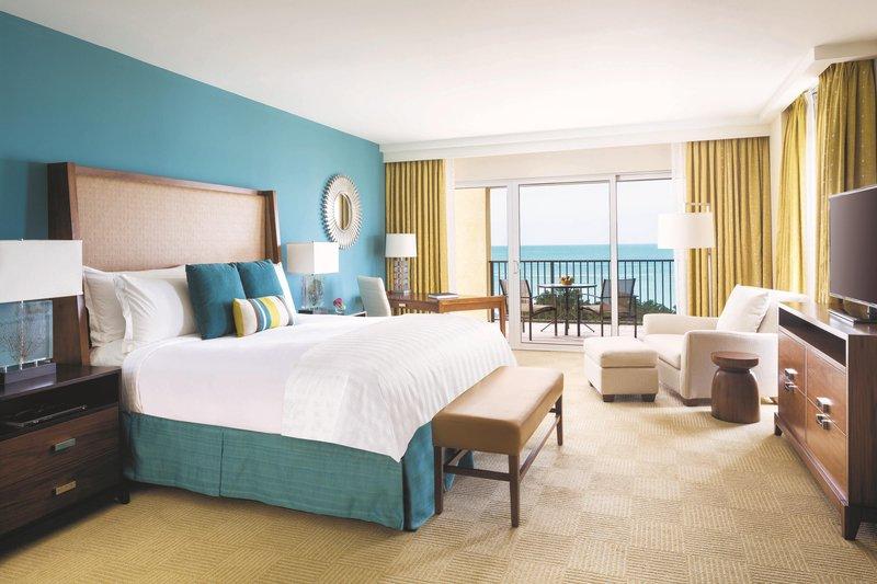 THE RITZ-CARLTON, ARUBA - Executive Suite - Bedroom <br/>Image from Leonardo