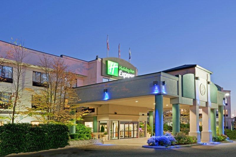 Holiday Inn Express Bellingham-Hotel Exterior<br/>Image from Leonardo
