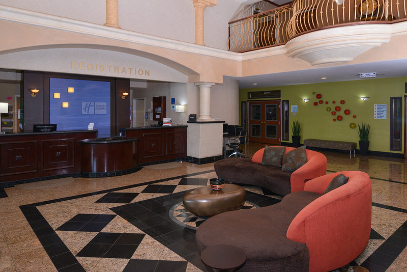 Holiday Inn Express & Suites El Centro-Lobby Lounge<br/>Image from Leonardo