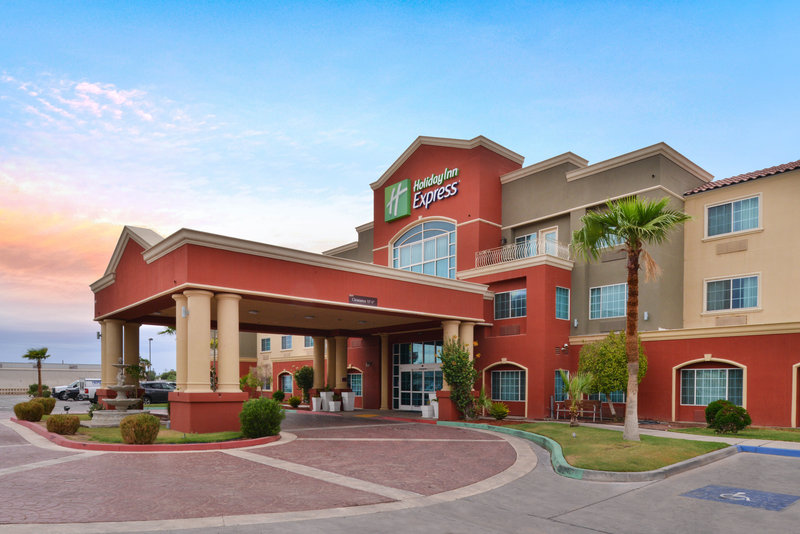 Holiday Inn Express & Suites El Centro-Welcome to El Centro!<br/>Image from Leonardo
