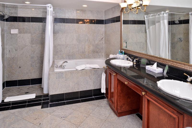 Holiday Inn Express & Suites El Centro-Guest Bathroom<br/>Image from Leonardo