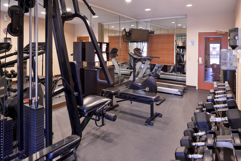 Holiday Inn Express & Suites El Centro-Fitness Center<br/>Image from Leonardo
