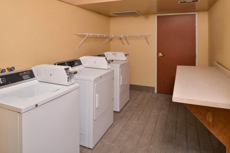 Holiday Inn Express & Suites El Centro-Laundry Facility<br/>Image from Leonardo