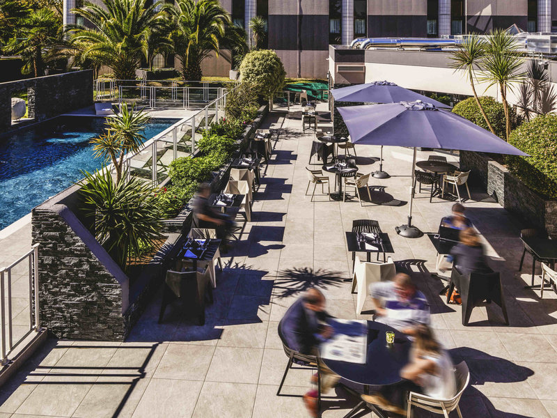 Mercure Pau Palais des Sports Hotel-Restaurant<br/>Image from Leonardo