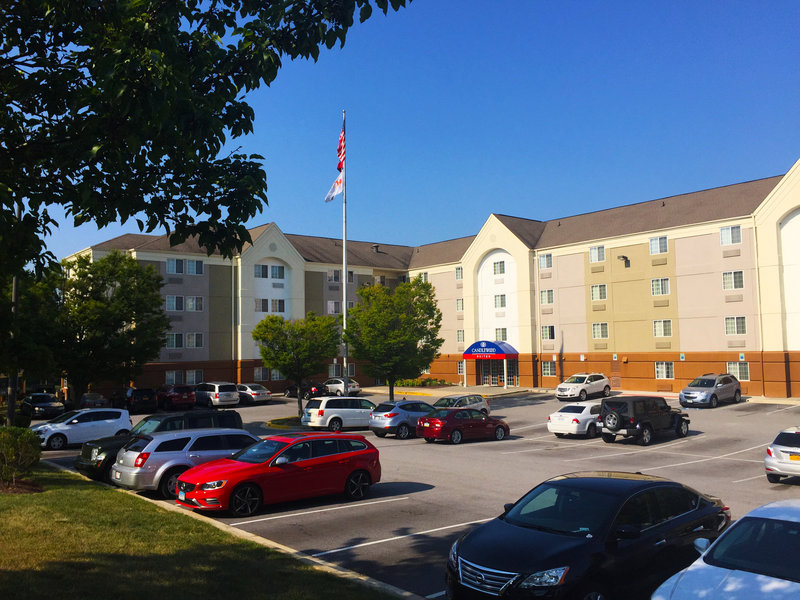 Candlewood Suites Baltimore - BWI Airport-Hotel Exterior<br/>Image from Leonardo