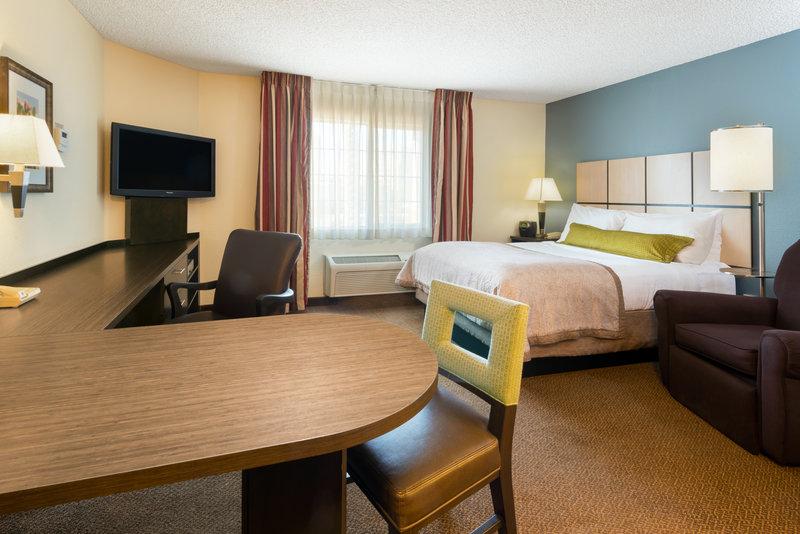 Candlewood Suites Baltimore - BWI Airport-Queen Bed Studio Suite<br/>Image from Leonardo