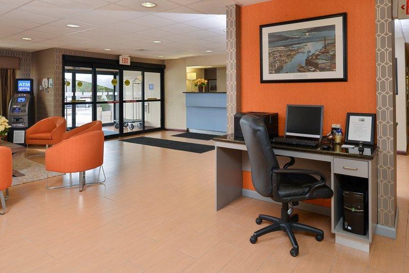Holiday Inn Express Providence - North Attleboro-Business Center<br/>Image from Leonardo