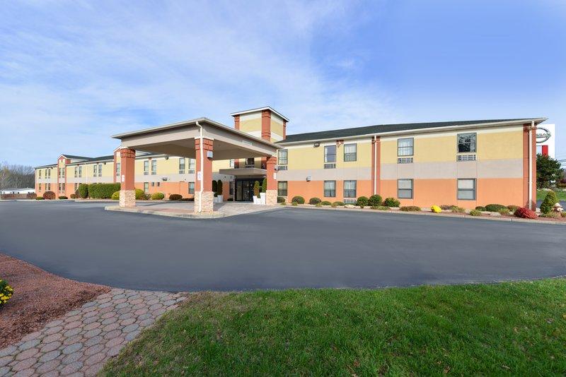 Holiday Inn Express Providence - North Attleboro-Hotel Exterior<br/>Image from Leonardo