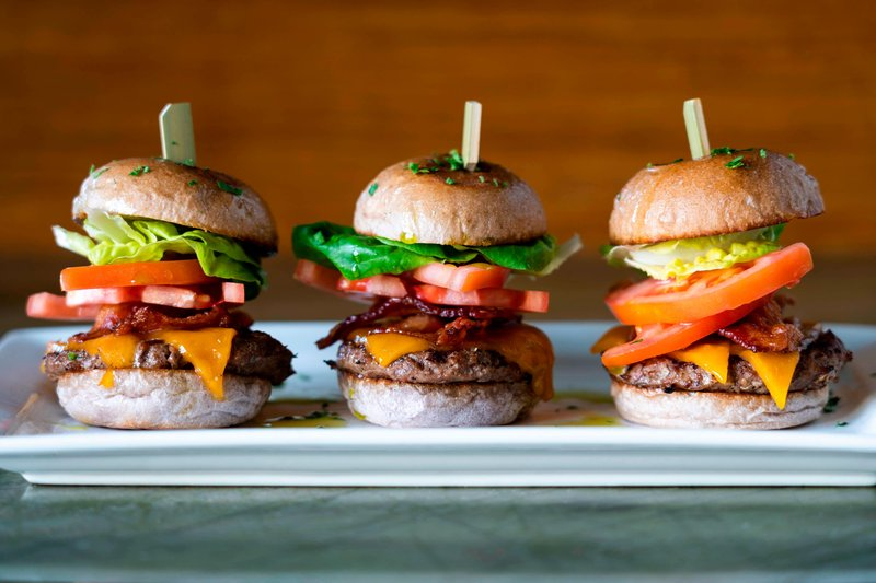 Kauai Marriott Resort-Kukui's on Kalapaki Beach - Sliders<br/>Image from Leonardo