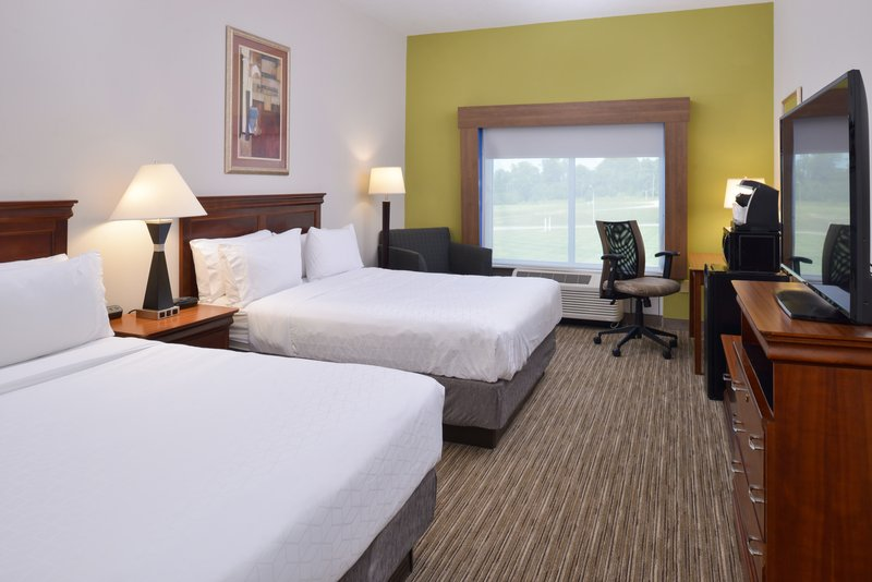 Holiday Inn Express Campbellsville-Guest Room<br/>Image from Leonardo