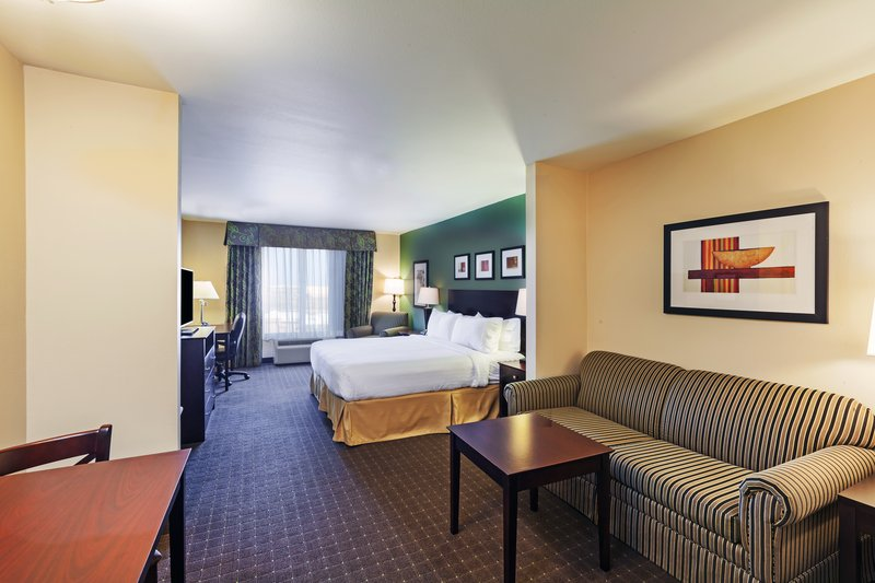Holiday Inn Express & Suites Eagle Pass-Guest Room<br/>Image from Leonardo