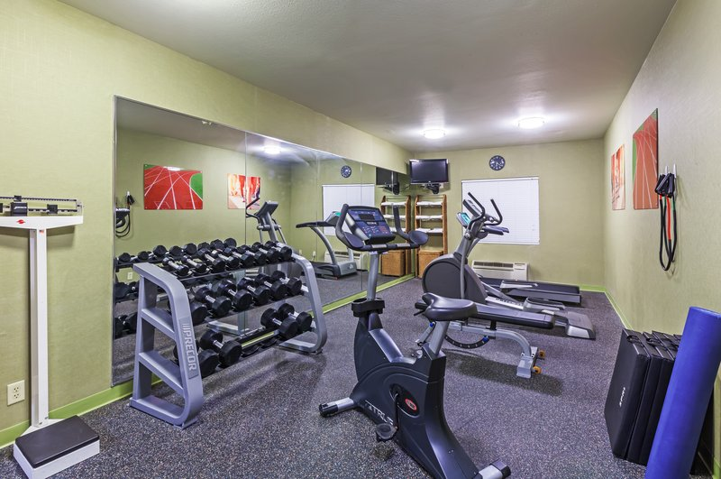 Holiday Inn Express & Suites Eagle Pass-Fitness Center<br/>Image from Leonardo