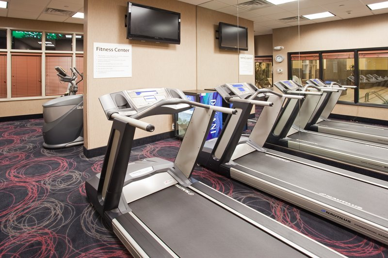 Holiday Inn Hotel & Suites Grand Junction-Airport-Stay Fit while traveling on your next trip to Grand Junction.<br/>Image from Leonardo