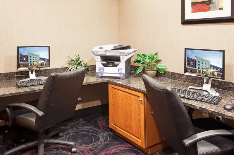 Holiday Inn Hotel & Suites Grand Junction-Airport-Stay connected while travelling in Western Colorado.<br/>Image from Leonardo