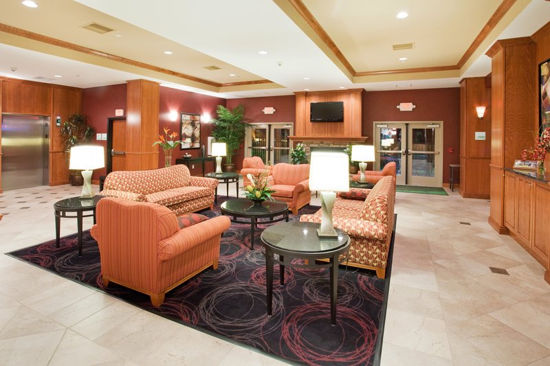 Holiday Inn Hotel & Suites Grand Junction-Airport-Lobby Lounge<br/>Image from Leonardo
