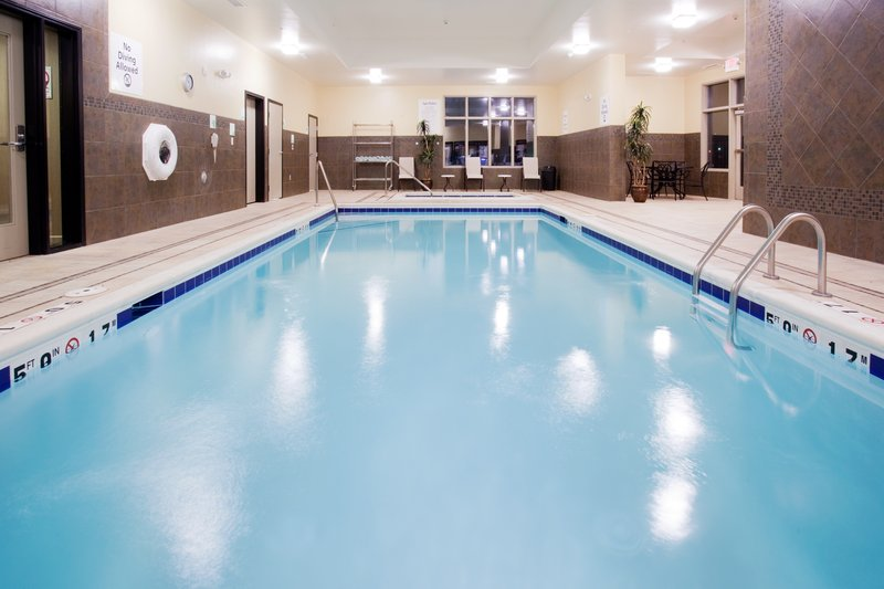Holiday Inn Hotel & Suites Grand Junction-Airport-After a long day of travel take a dip in our indoor pool<br/>Image from Leonardo