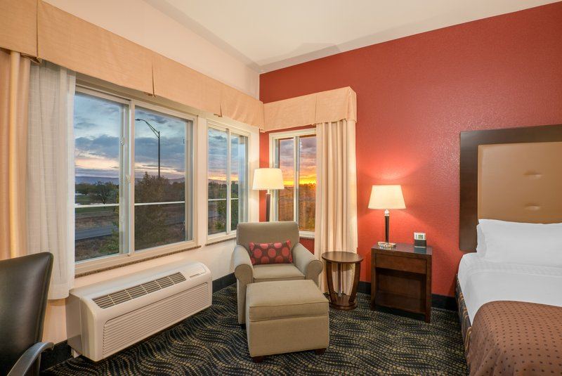 Holiday Inn Hotel & Suites Grand Junction-Airport-Best view of the Book Cliffs, Mesas and Colorado National Monument<br/>Image from Leonardo