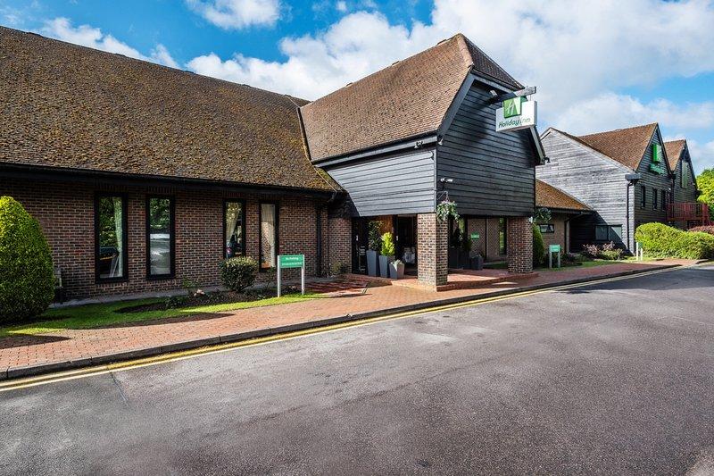 Holiday Inn Maidstone - Sevenoaks-Hotel Exterior<br/>Image from Leonardo