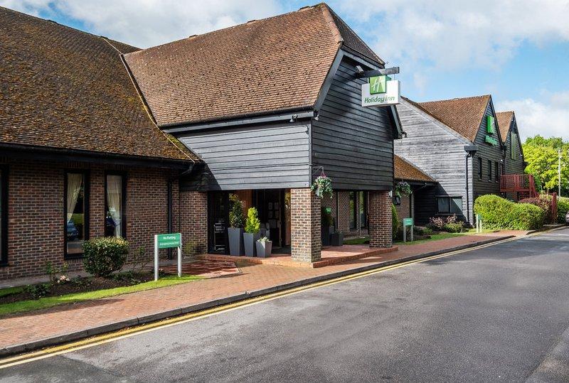 Holiday Inn Maidstone - Sevenoaks-Hotel Front exterior<br/>Image from Leonardo