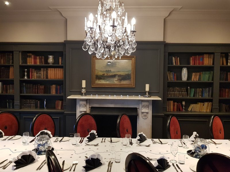 Holiday Inn Maidstone - Sevenoaks-Fine Dining<br/>Image from Leonardo