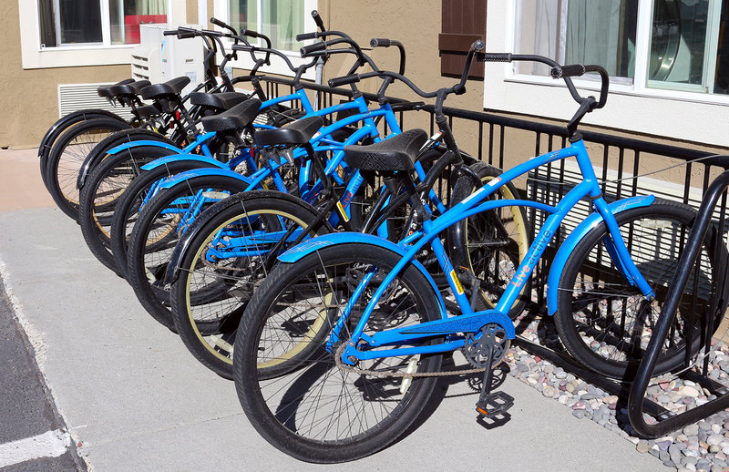 Holiday Inn West Yellowstone-Complimentary Bike Rentals at Holiday Inn West Yellowstone<br/>Image from Leonardo