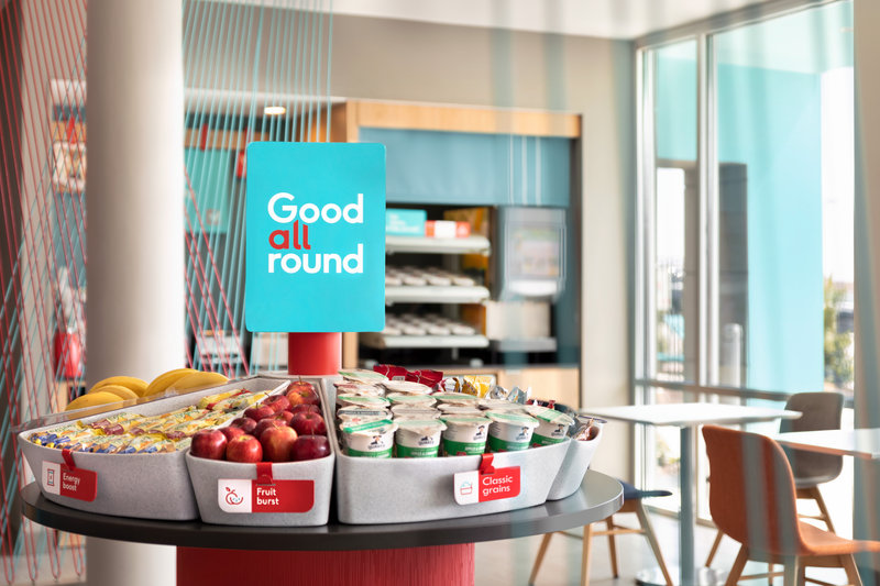 Avid Hotel Oklahoma City Airport-Good All Round Breakfast<br/>Image from Leonardo