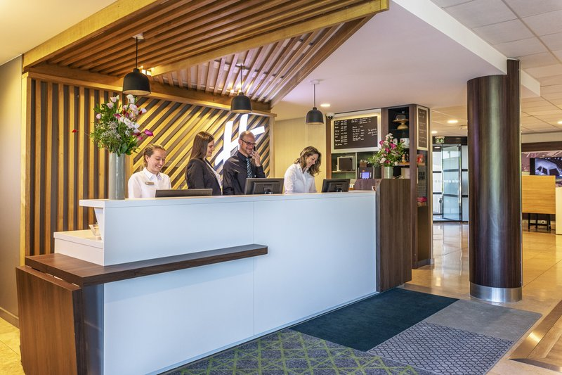 Holiday Inn Toulouse Airport-Front Desk<br/>Image from Leonardo