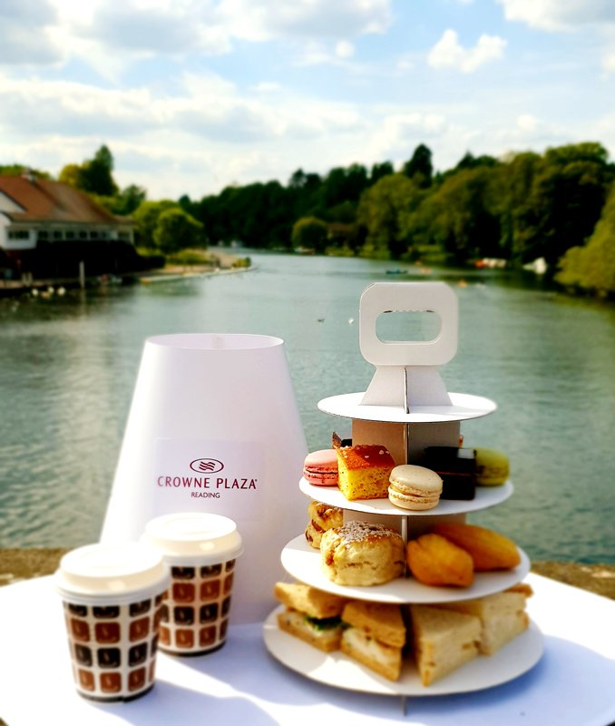 Crowne Plaza Reading-Delicious Takeaway Afternoon Tea<br/>Image from Leonardo