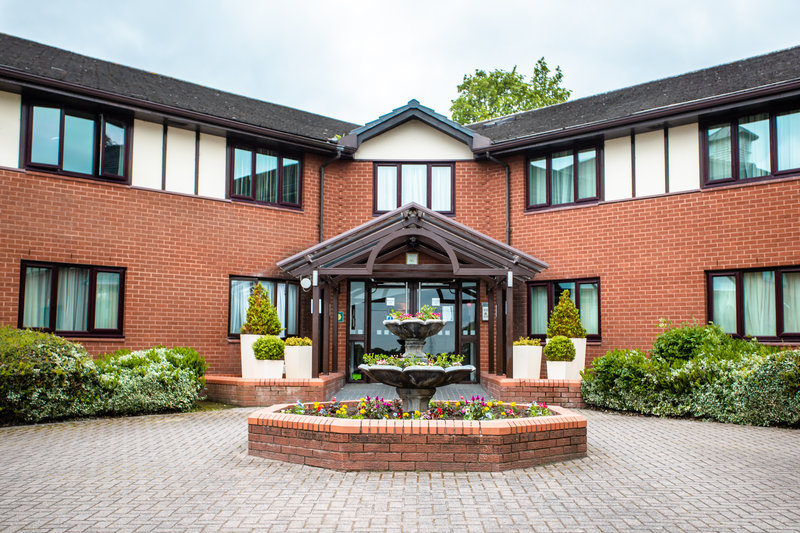 Holiday Inn A55 Chester West-Hotel Exterior<br/>Image from Leonardo