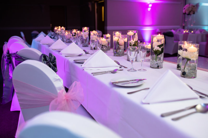 Holiday Inn A55 Chester West-Banquet Room<br/>Image from Leonardo