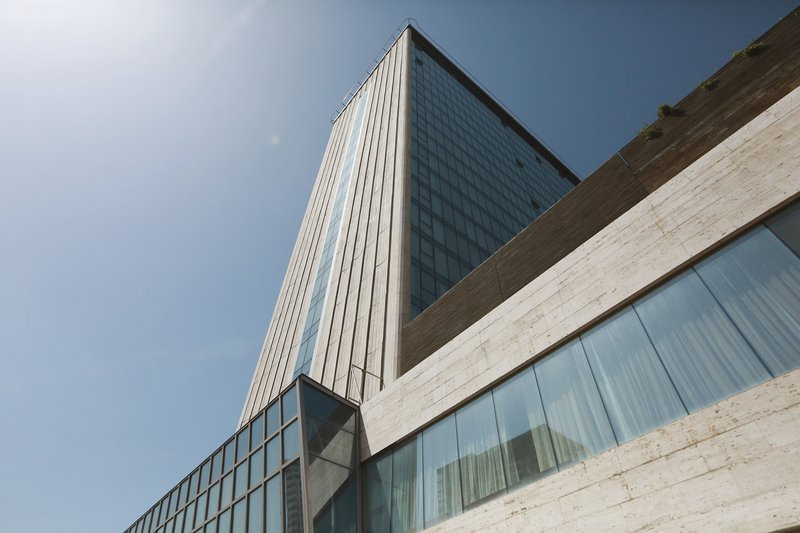 Holiday Inn Tbilisi-Hotel exterior <br/>Image from Leonardo